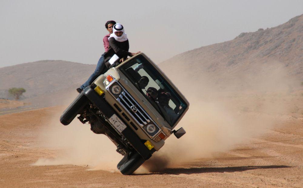 Saudi Arabia: Stringent Penalties on Drifting
