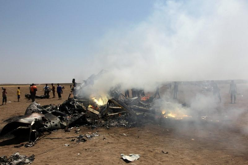 Russian Helicopter Downed in Syria, Killing 5 Personnel on Board