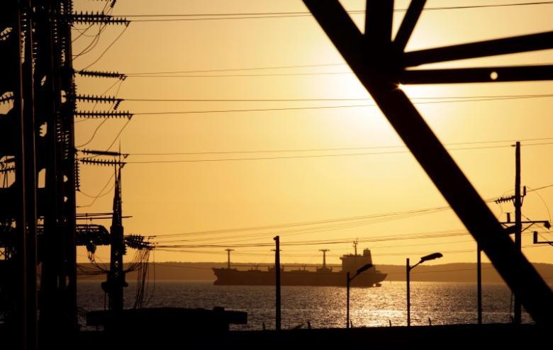 U.S. Crude Down after Big Stockpile Build Report