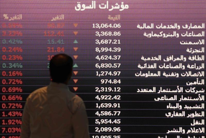 Saudi, Qatar's Stock Markets Rebound while Rest of the Region Weakens