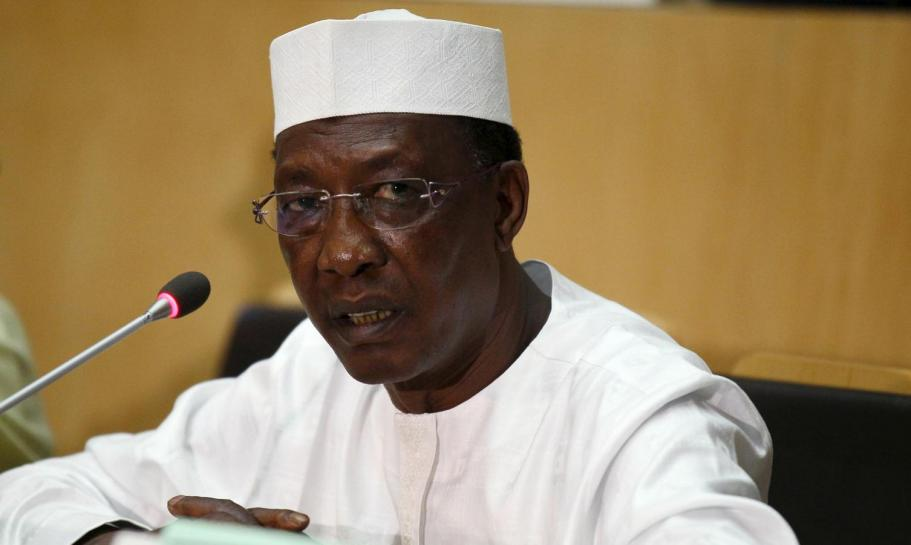 Chad's President Promises Fight against Terrorism in Fifth Term