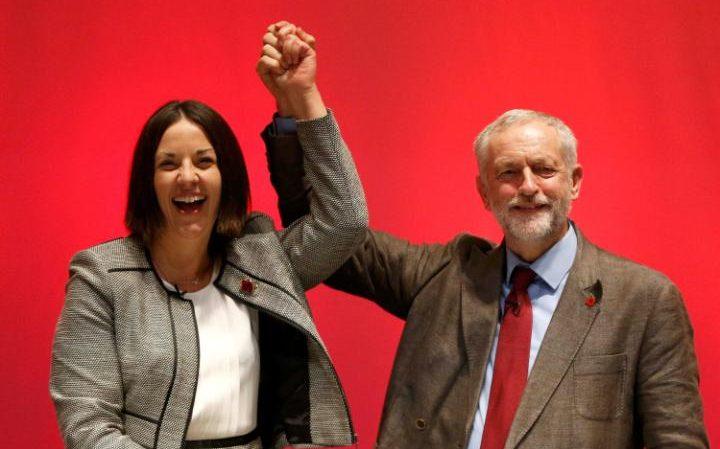 Scottish Labor Leader Backs Owen Smith as 640,000 People Begin Voting in Labor Leadership Contest