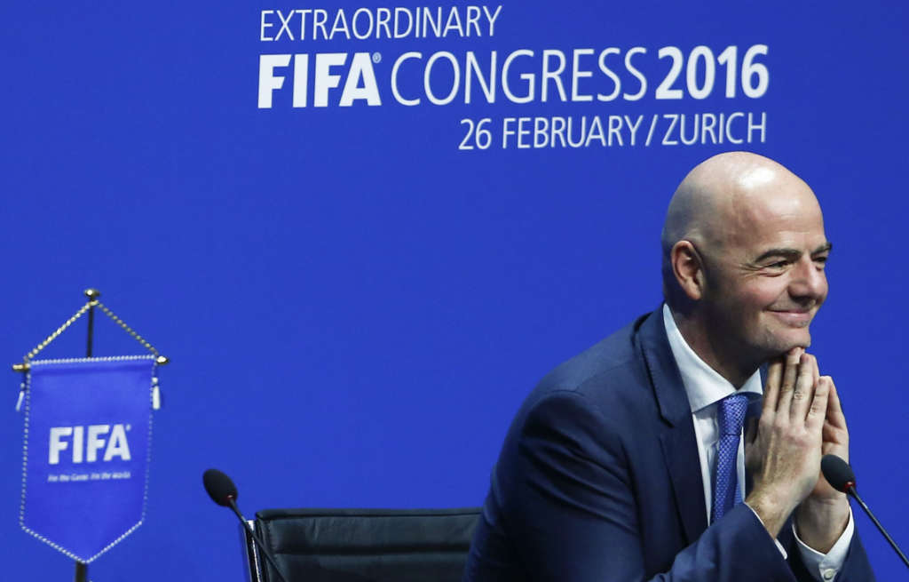 Infantino Cleared in FIFA Ethics Probe