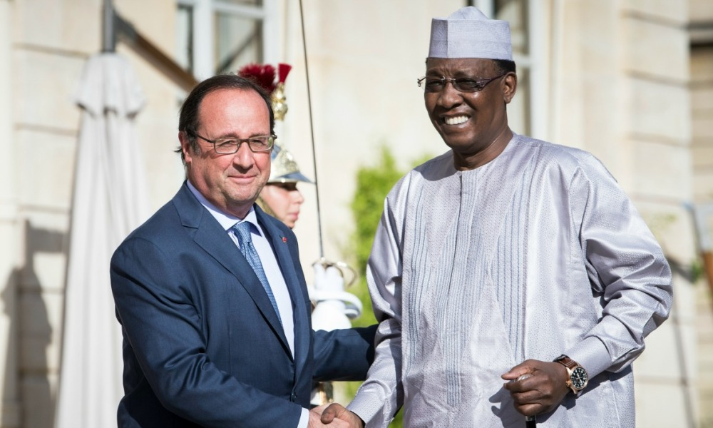 French-Chadian Coordination to Fight Boko Haram