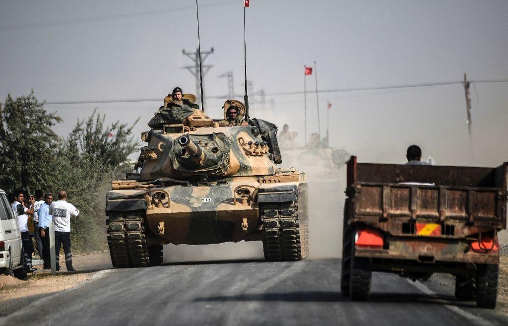 Turkey Denies Syria Cross-Border Operation Singling Out Kurds