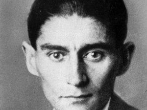 The Czech writer Franz Kafka