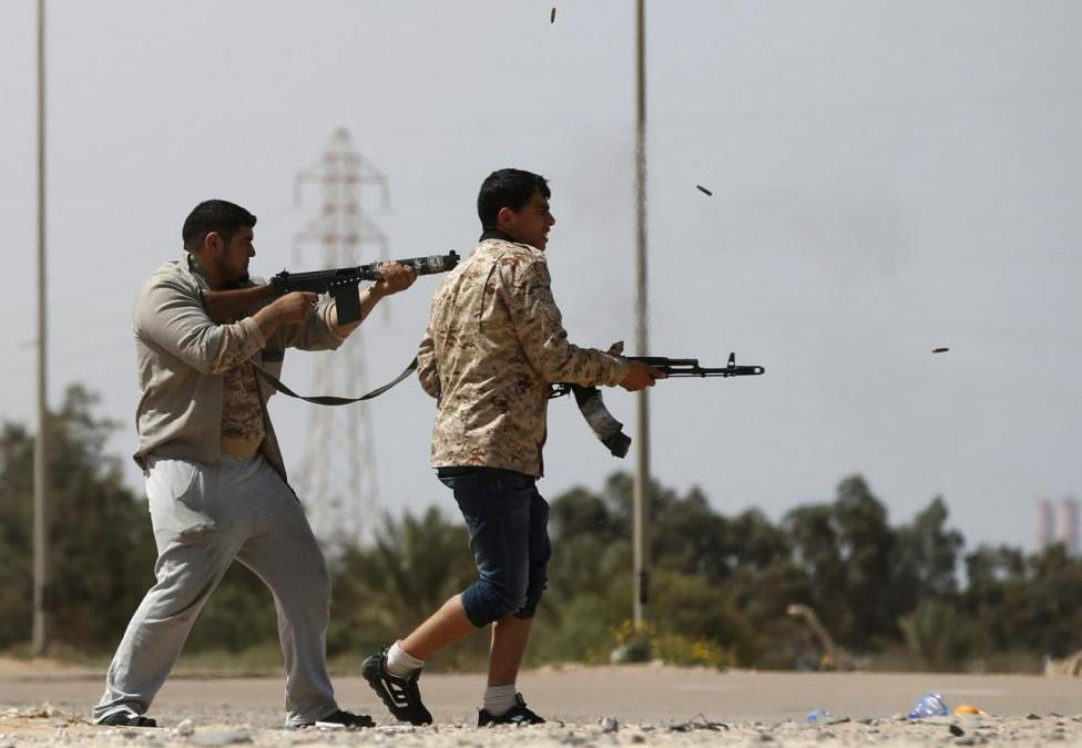 Libya: Army Breaks off Relations with Defense Minister in Siraj Government