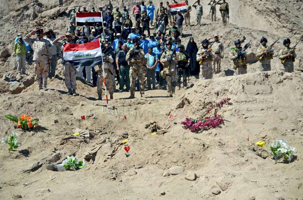 Iraq Hangs 36 over Speicher Massacre