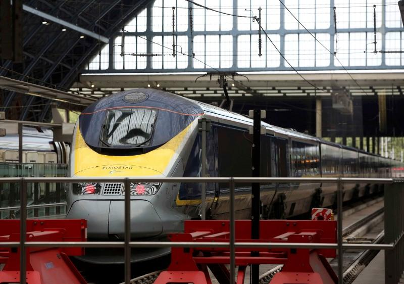 British Eurostar Staff to Strike for Seven Days in August, Says UK Union