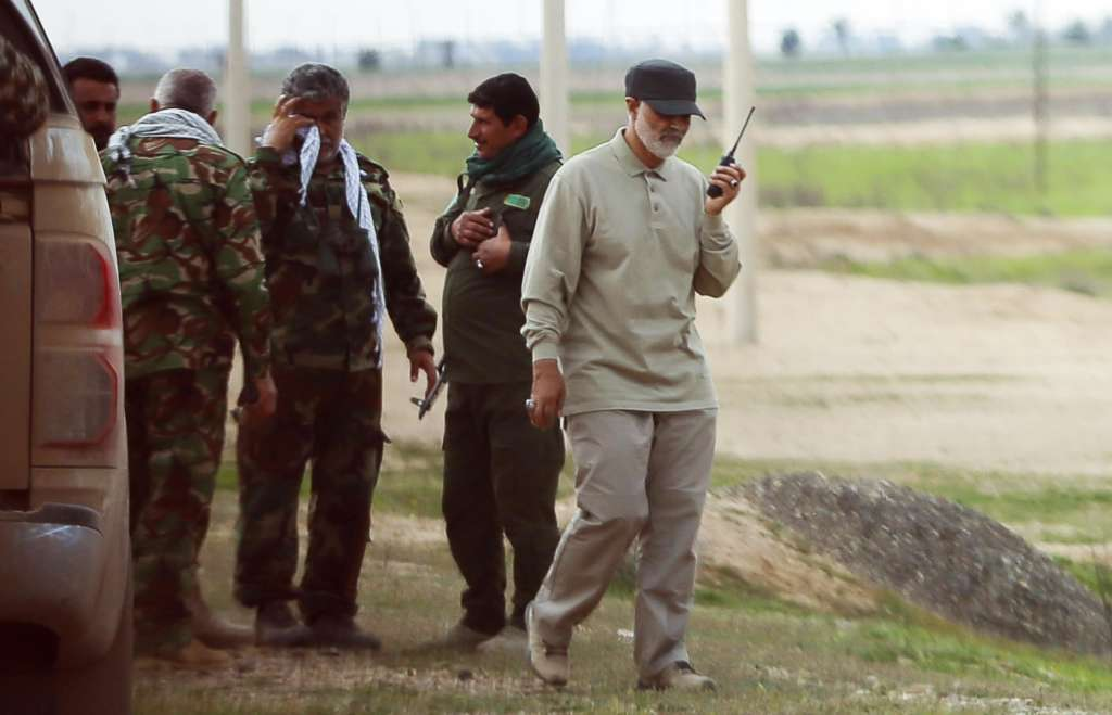 Six Iranian Military Camps South of Kirkuk… Others on the Way