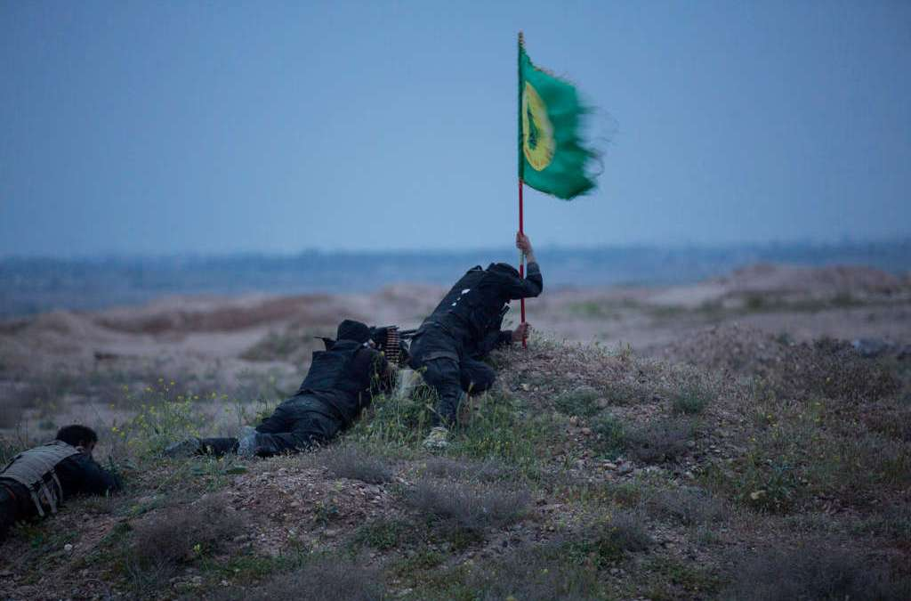 Iranian Groups in Europe Active in Recruiting Syria, Iraq Fighters