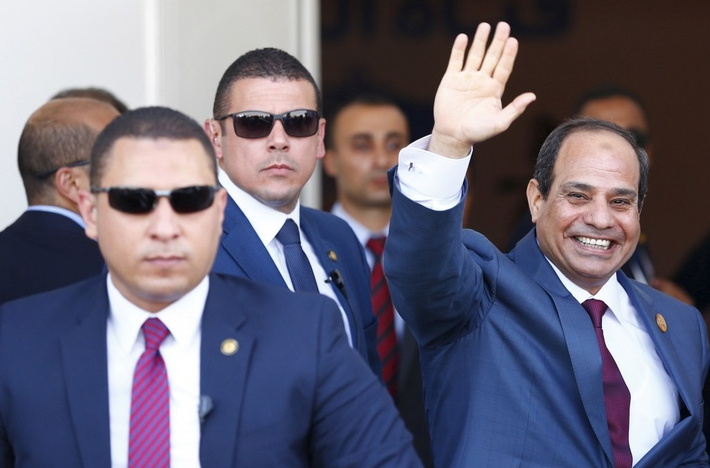 Egypt President Defends National Projects, Warns of Skeptics