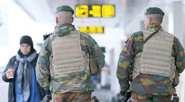 Three Terror Suspects Are Released After Being Questioned in Brussels