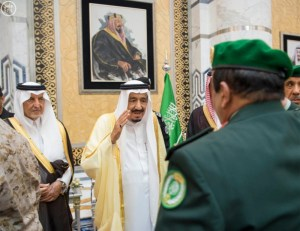 Custodian of the Two Holy Mosques arrives in Jeddah yesterday/SPA