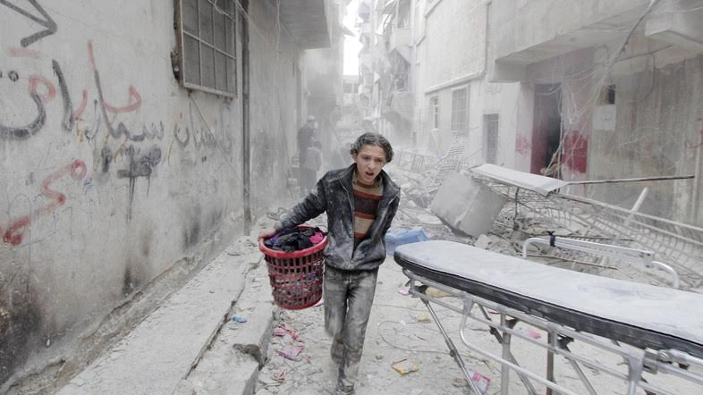 U.N. Confirms Near 'Aleppo Ceasefire' and Attempts to Revive Negotiations