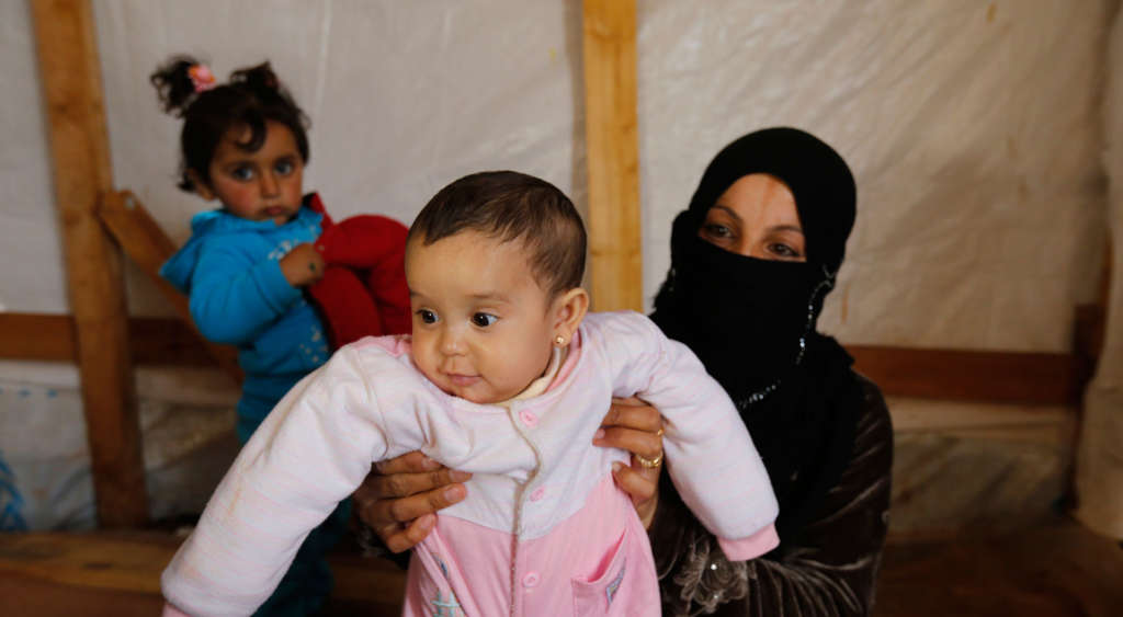 Number of Non-registered Increases in Syria