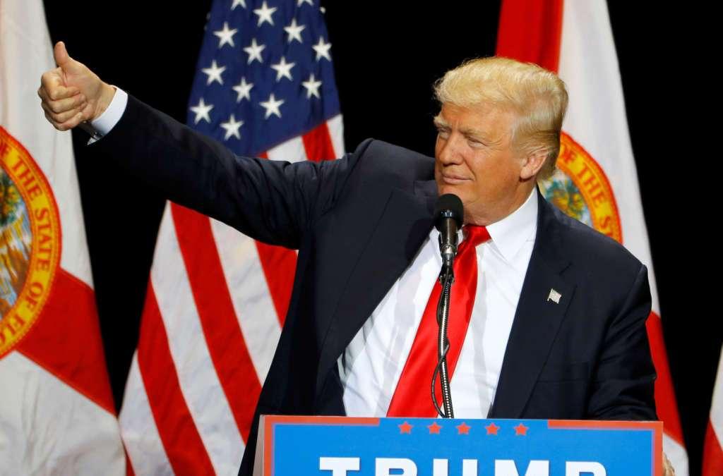 More Republicans Turn their Backs on Trump