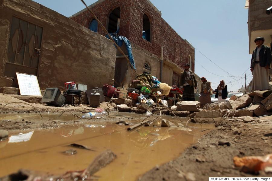 Destruction Cost by Houthi Rebels Amounts to $15 Billion
