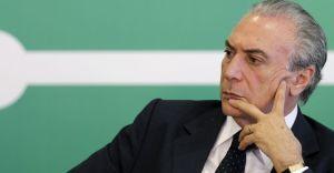 Brazilian President Michel Temer-reuters