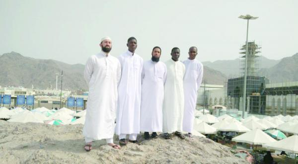 British Soldiers Perform Hajj