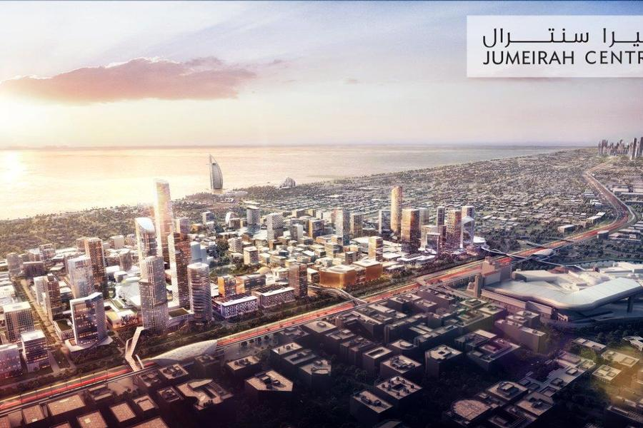Dubai Launches 'Jumeirah Central' Project