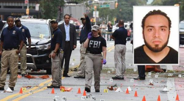 Ahmad Khan Rahami Arrested For Manhattan Bombing
