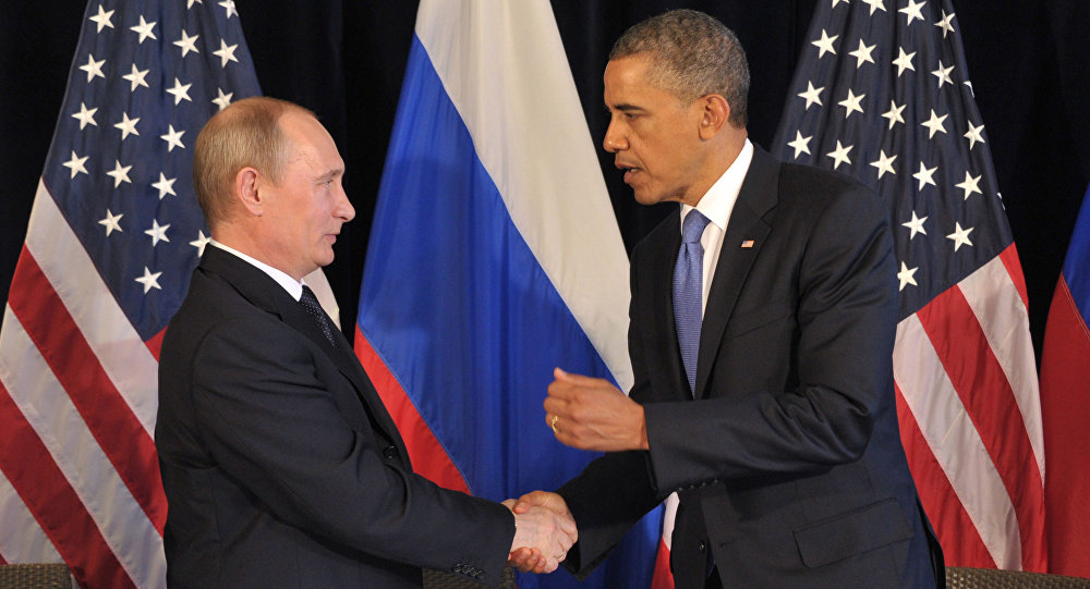 Obama, Putin 90-Minute Meeting Ends with No Conclusion on Syria