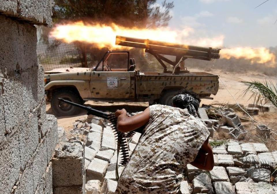 ISIS' Internet Communication Lessens after Sirte Battle