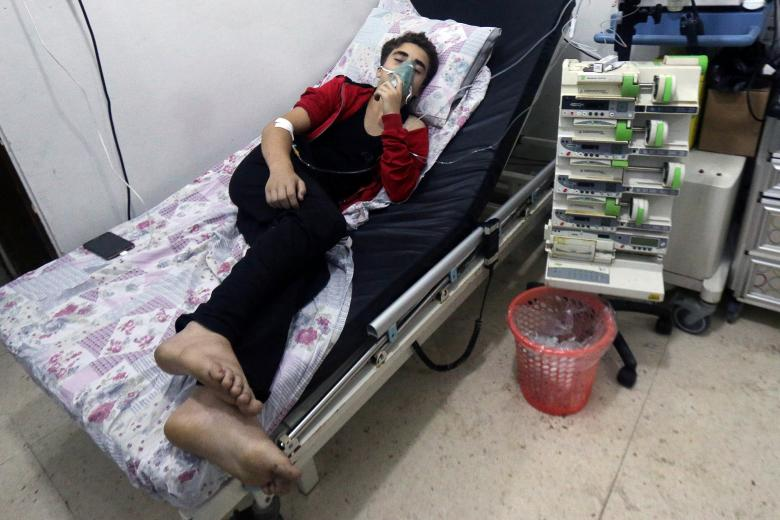 Security Council Fails to Hold any Side Responsible for Syria's Chemical Weapons