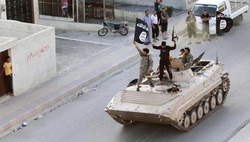 ISIS Leader Interviews for Heir to Spokesman Adnani
