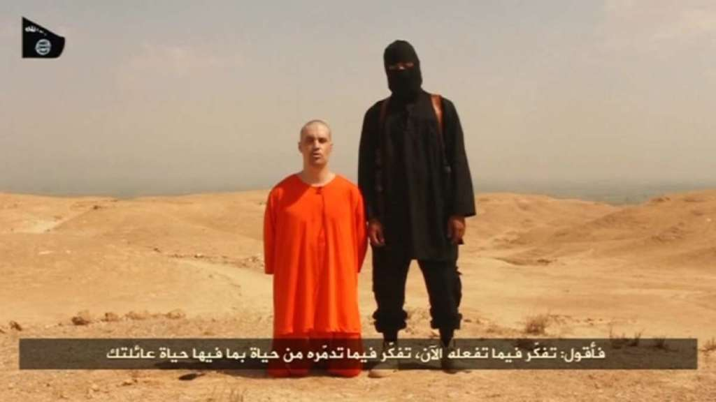 Decapitation…ISIS' Tool to Spread Fear
