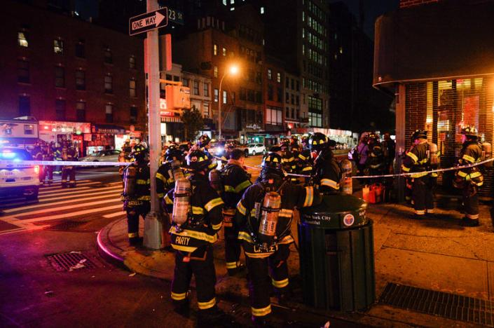 'Intentional' Explosion Shakes the City of New York, 29 injured