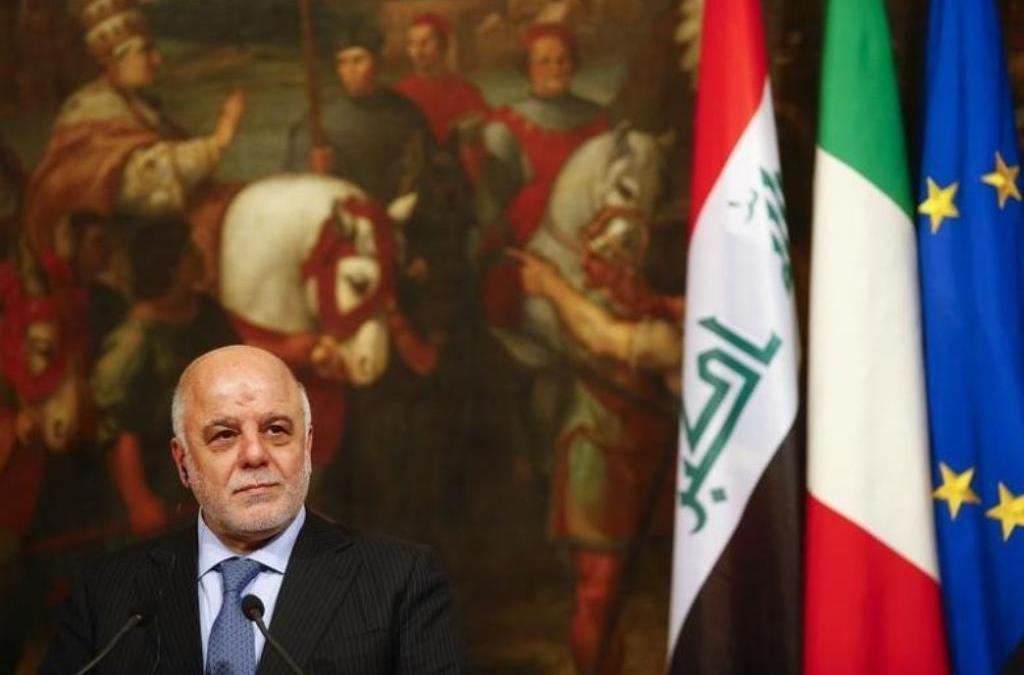 Iraqi Prime Minister Abadi Receives Shi'ite Cleric Muqtda al-Sadr
