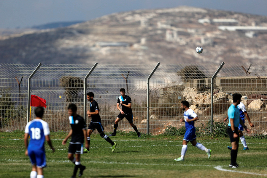 Human Rights Watch Accuses FIFA of Supporting Israeli Settlements