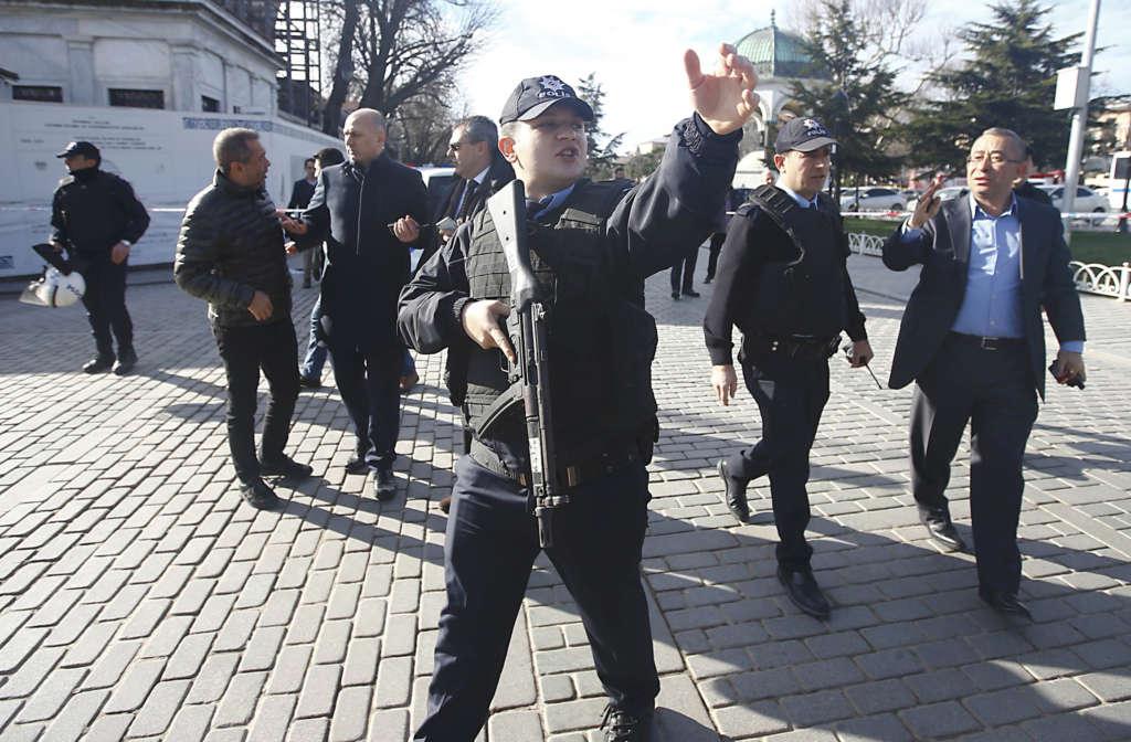 Report: Turkey Detains 4 over Suspected Plot Against German, UK Embassies