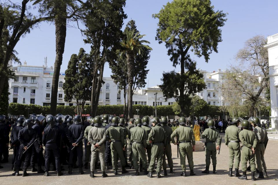 Morocco Busts Terrorist Cell Planning Attacks