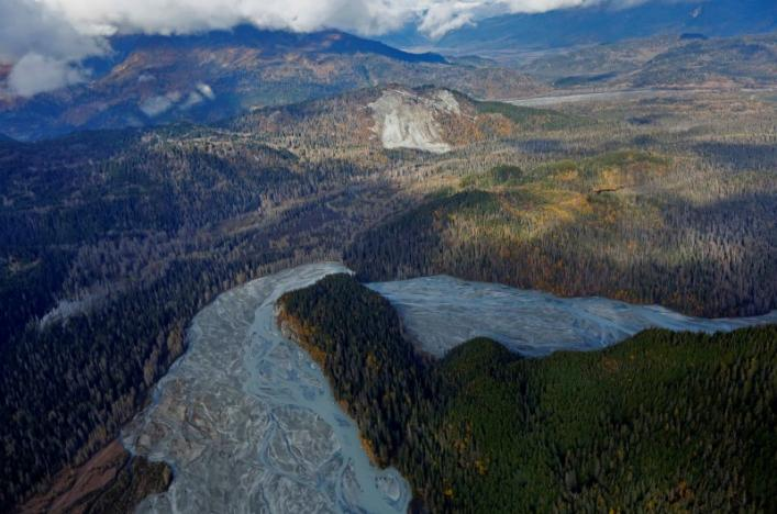 Study Documents Big Decline in Earth's Wilderness