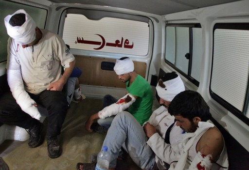 Still no Aleppo Medical Evacuations despite Russia 'Truce' Extension