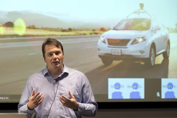 Hitting 2 Million Mile Mark, Google Makes Progress on Self-Driving Cars