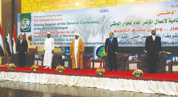 Al-Bashir Announces That the Ceasefire Will be Extended to the End of the Year