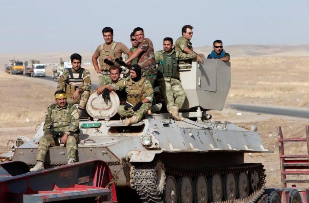 Amnesty International Warns Iraqi Forces of Violations in Mosul