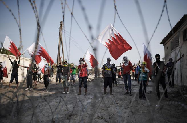 Bahrain Court Overturns Jail Term of Opposition Chief