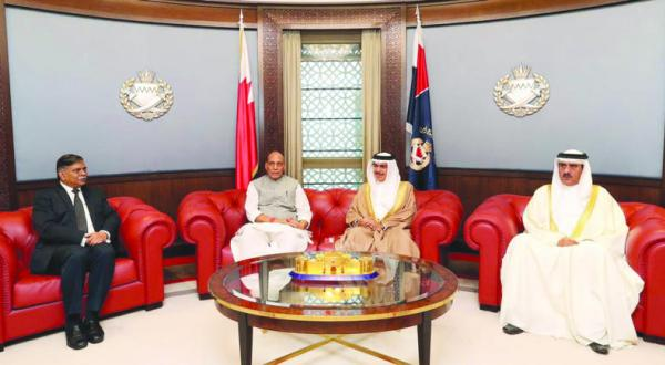 Bahraini-Indian Agreements to Strengthen the Fight Against Terrorism