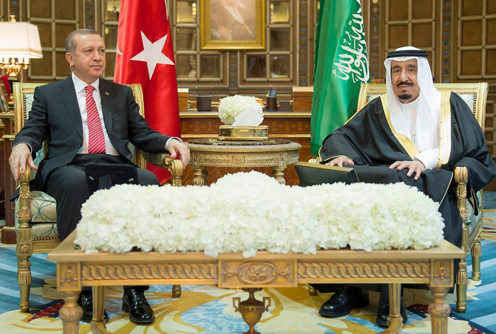 Gulf Foreign Ministers, Turkish Counterpart to Discuss Anti-Terrorism Efforts