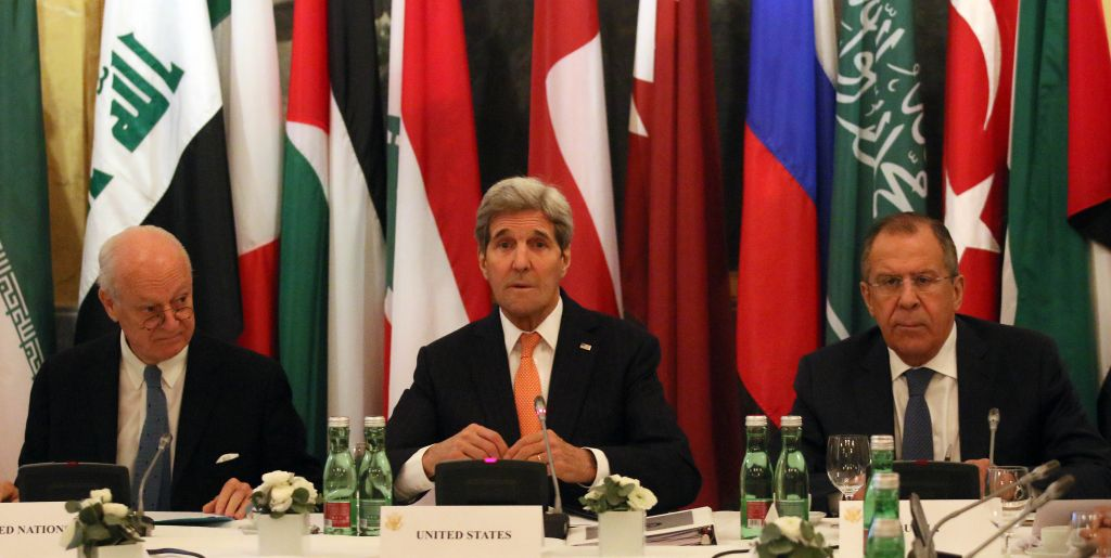Meeting on Syria to be Held on Saturday in Lausanne