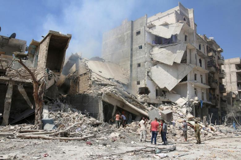 Mosul and Aleppo: The War of Two Cities