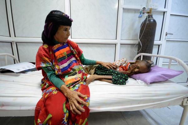 Opinion: Cholera During the War in Yemen