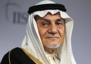 Prince Turki Al Faisal Al Saud . (photo credit:REUTERS)