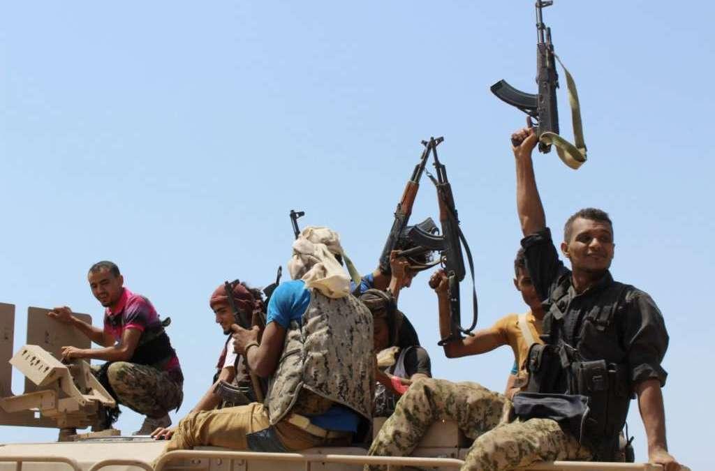 Yemeni Military Commander: We Won't Allow Rebels to Take Back Bab Al-Mandab