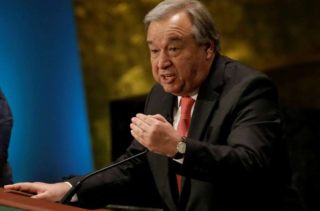Guterres … Exceptional Secretary-General
